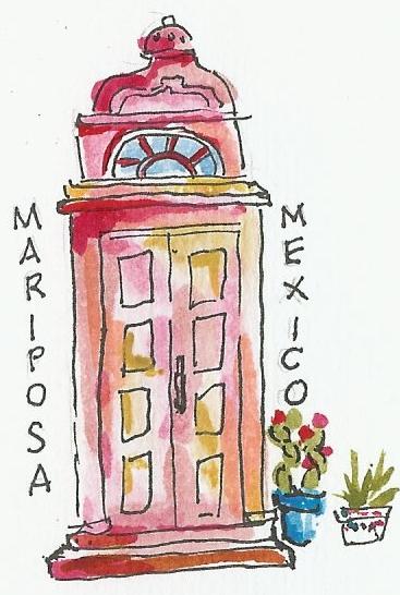 Casa Mariposa Mexico rental house in San Miguel Allende